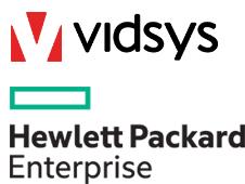 vidsys-hpe-logos