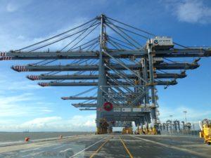 DP World London Gateway Port