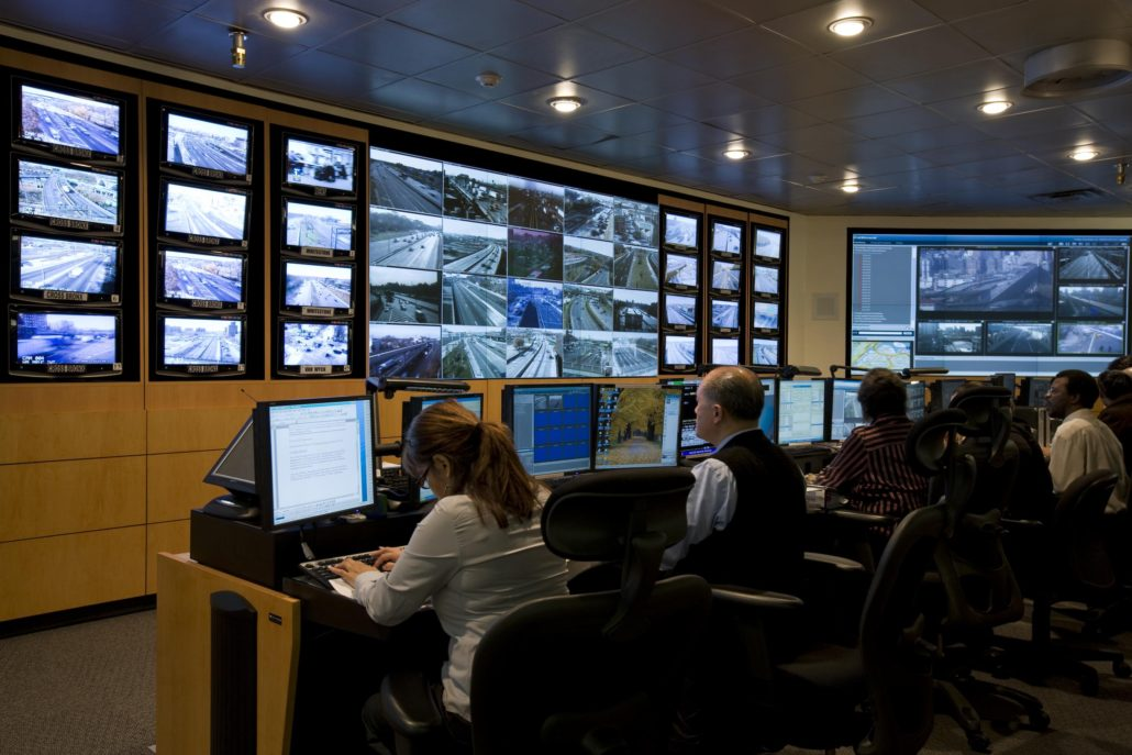 Explore Our Safe City Global Security Operations Center